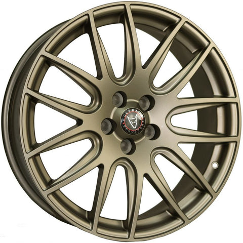 "VW T5 T6 20"" ""Munich 2"" Bronze Alloy Wheels"