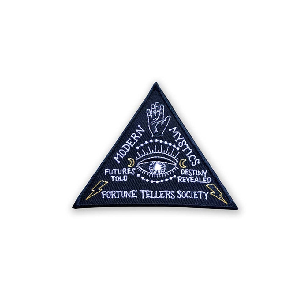 Antiquaria Fortune Tellers Society Patch Beachdashery® Jewelry