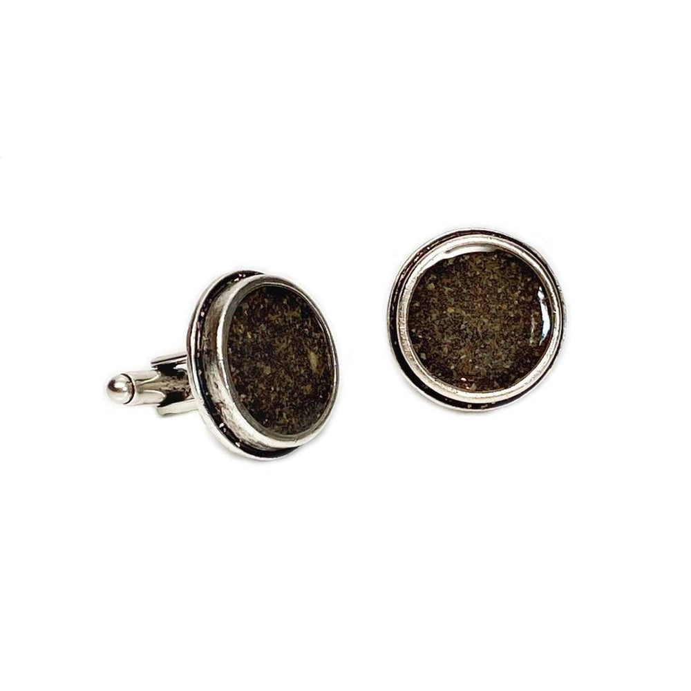 Beach Sand Artisan Cufflinks Beachdashery® Jewelry