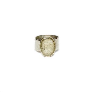 Beach Sand Oval Ring Beachdashery® Jewelry