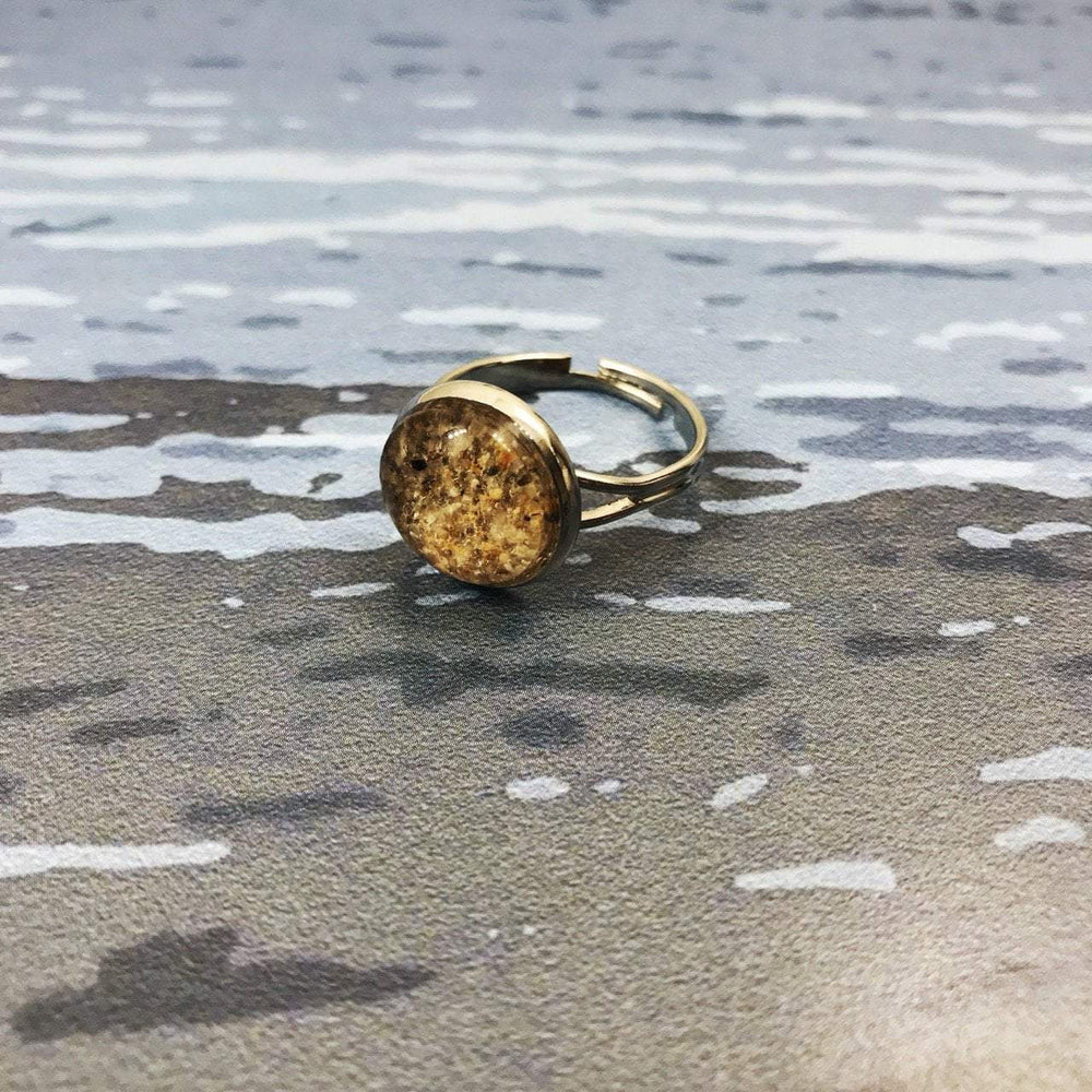 Beach Sand Ring | Clearance