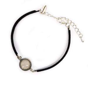 Beach Sand Suede Bracelet in Black Beachdashery® Jewelry