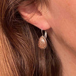 Beach Sand Tear Drop Earrings Beachdashery® Jewelry