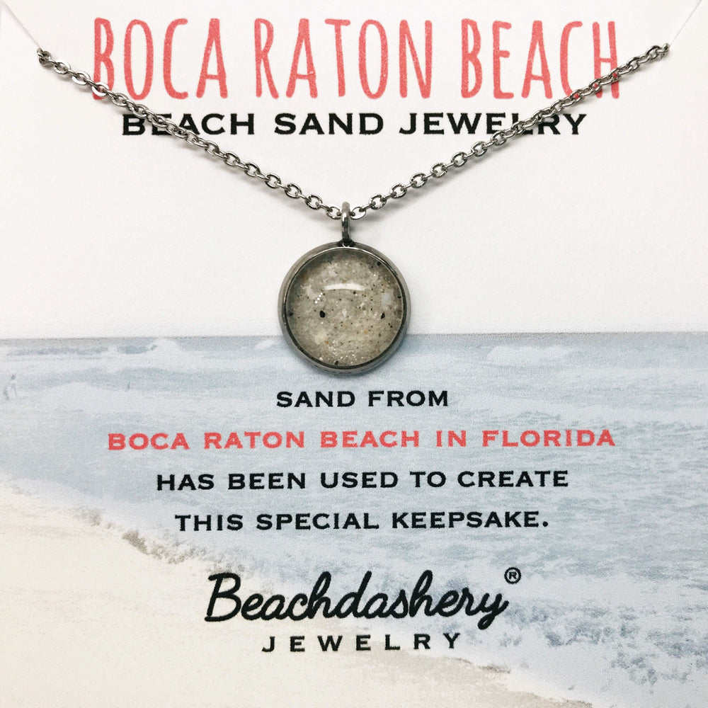 Boca Raton Beach Florida Sand Jewelry Beachdashery