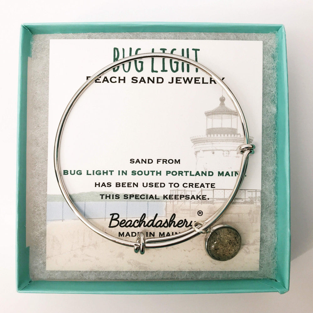 Bug Light Maine Sand Jewelry