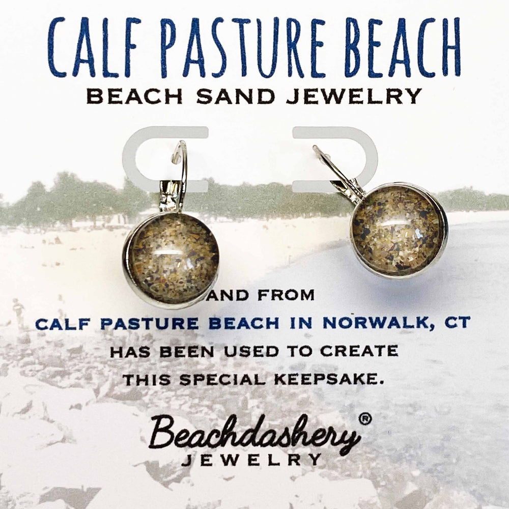 Load image into Gallery viewer, Calf Pasture Beach Connecticut Sand Jewelry Beachdashery® Jewelry