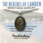Camden Beach Maine Sand Jewelry