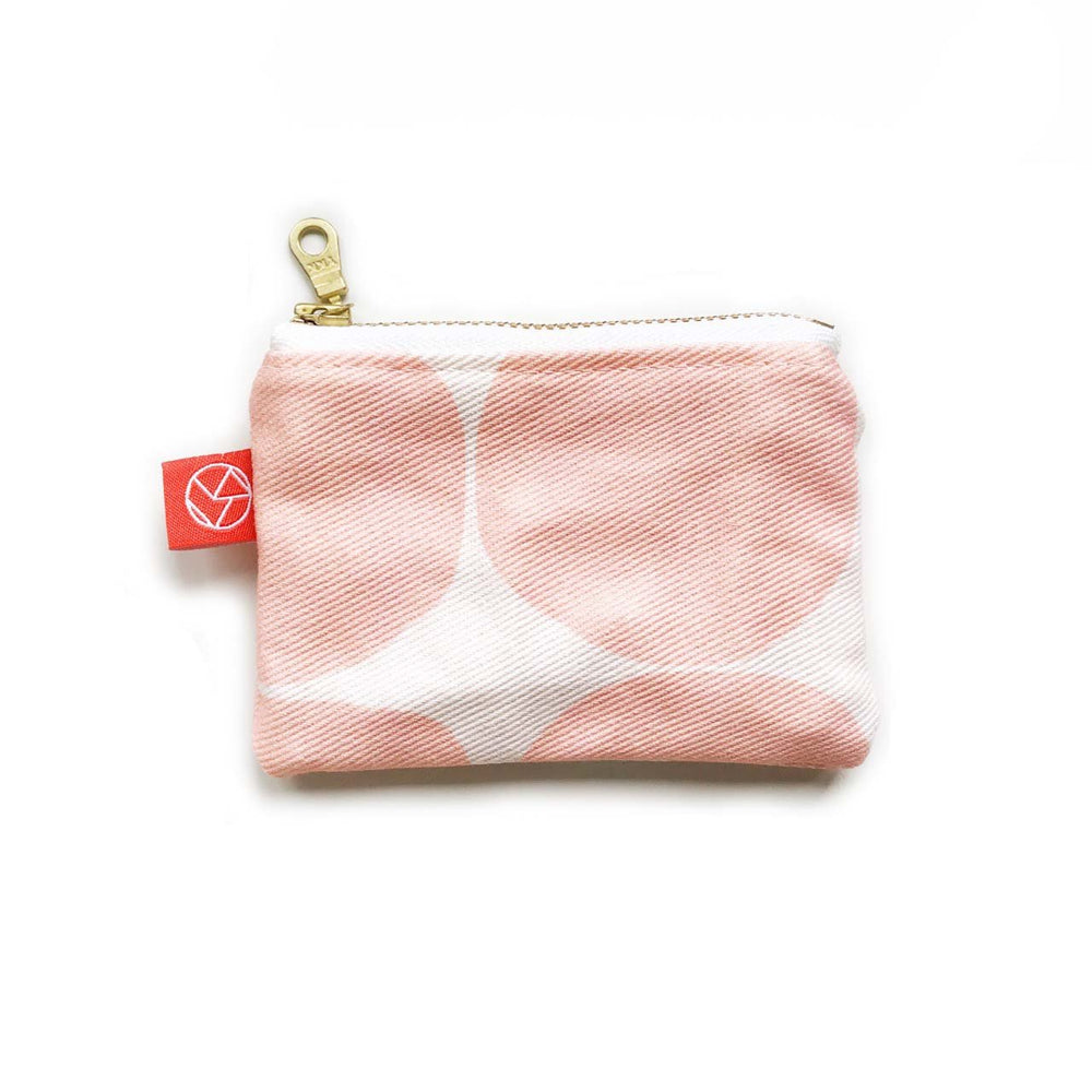 Casey Sibley Mini Pouch Pink Dot Beachdashery® Jewelry