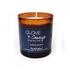 Clove and Orange Soy Candle