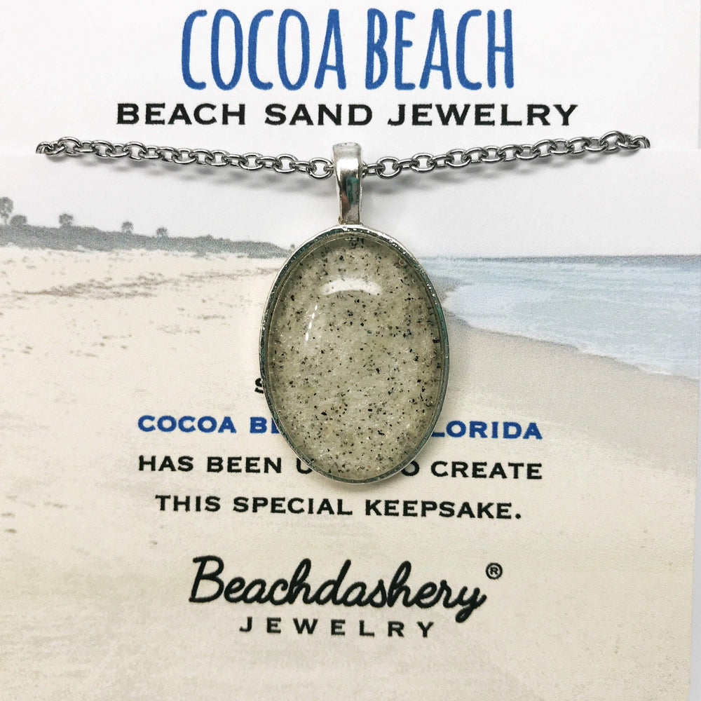 Cocoa Beach Florida Sand Jewelry Beachdashery