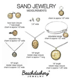 Crescent Beach Sand Jewelry Beachdashery