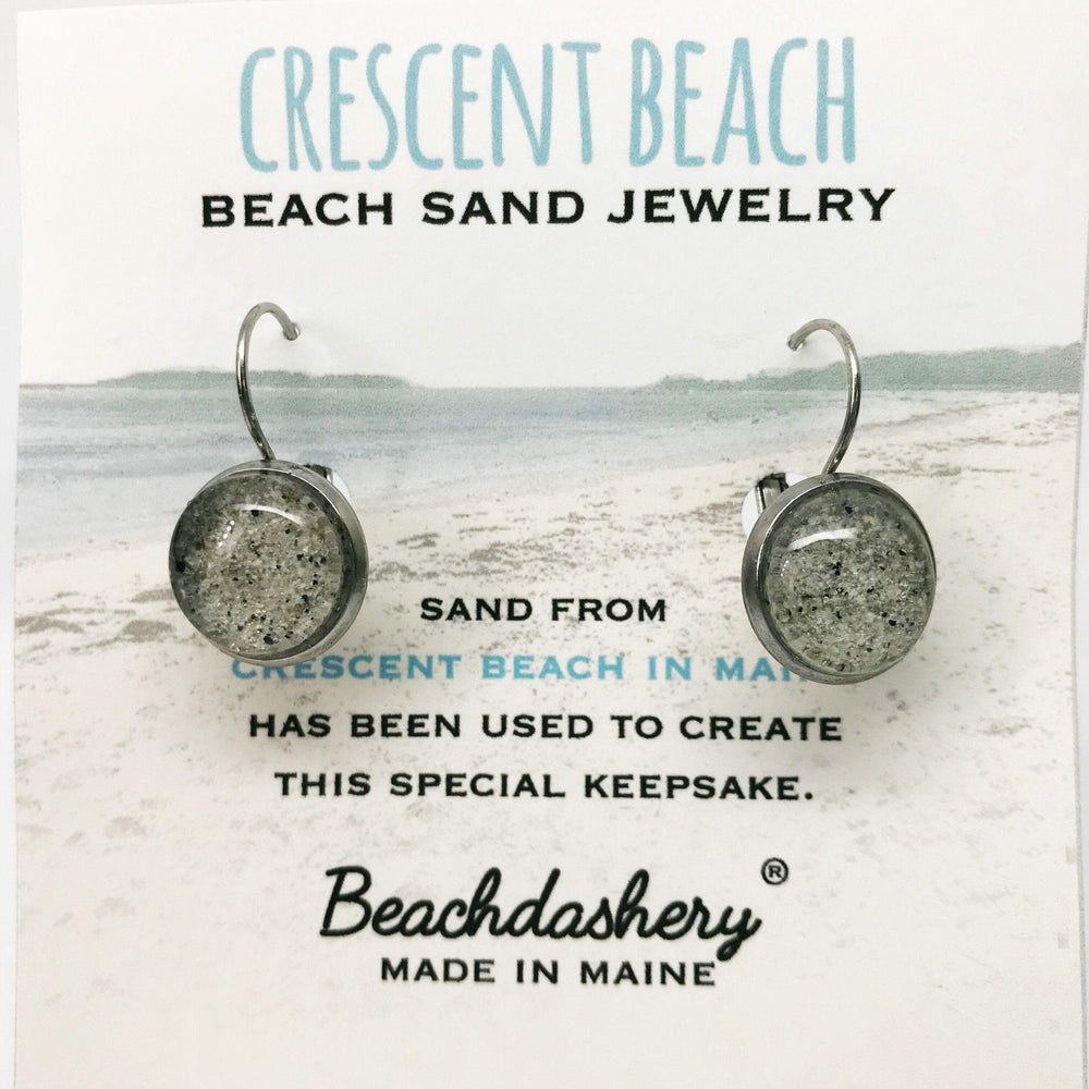 Crescent Beach Maine Sand Jewelry
