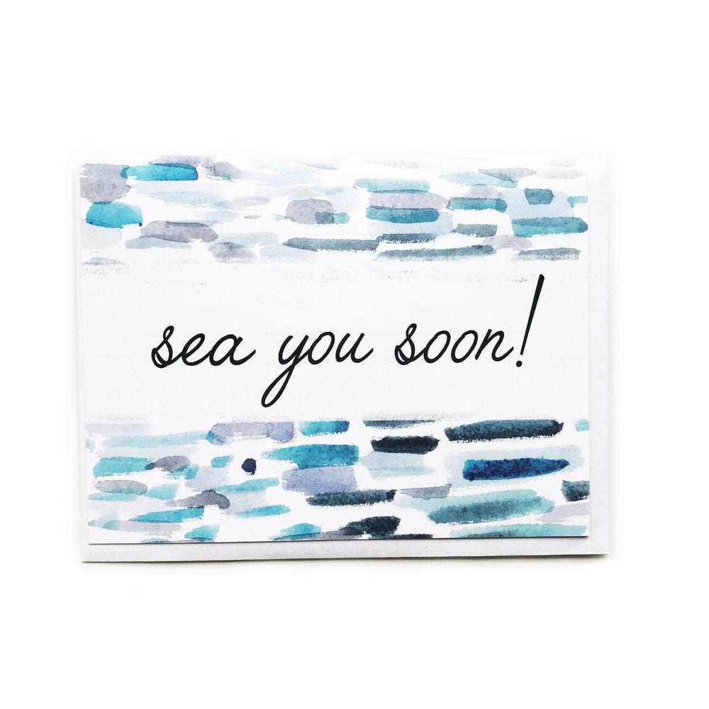 Cunning Co Sea You Soon Card