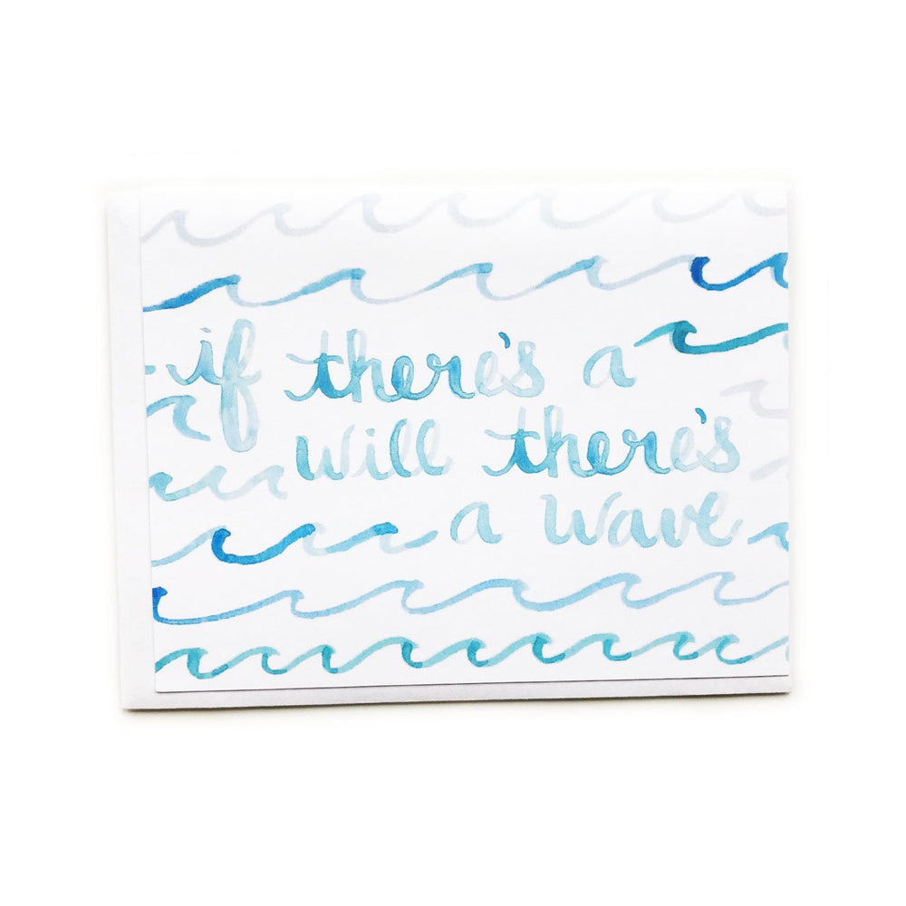 Cunning Co Wave Card Beachdashery® Jewelry