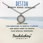 Destin Beach Florida Sand Jewelry Beachdashery