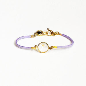 Elise Marie Designs Crystal Purple Bracelet Beachdashery® Jewelry