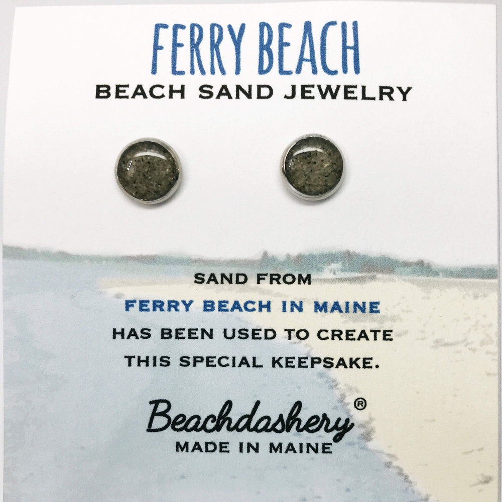 Ferry Beach Maine Sand Jewelry