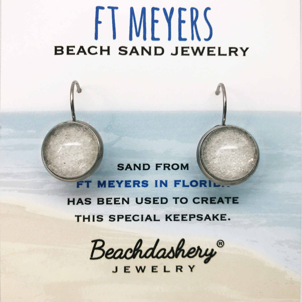 Fort Meyers Beach Florida Sand Jewelry Beachdashery