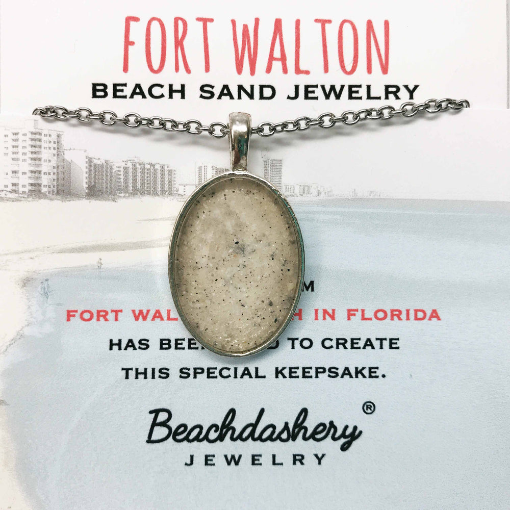 Fort Walton Beach Florida Sand Jewelry Beachdashery