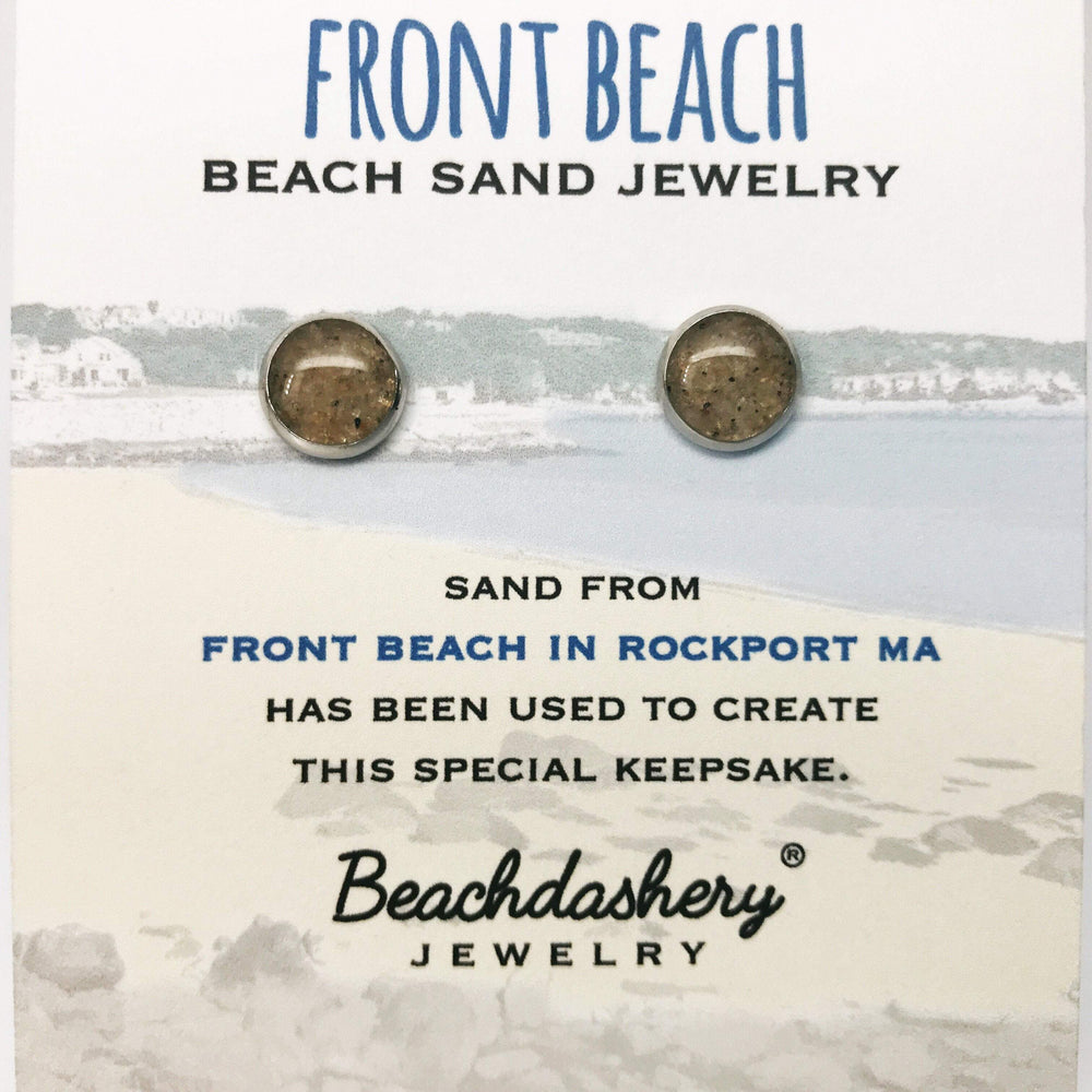 Front Beach Sand Jewelry