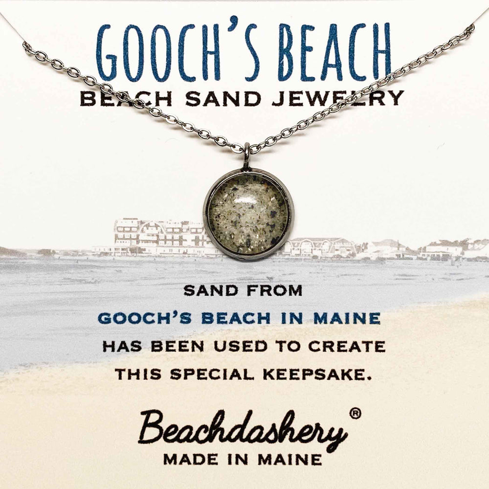 Gooch's Beach Maine Sand Jewelry