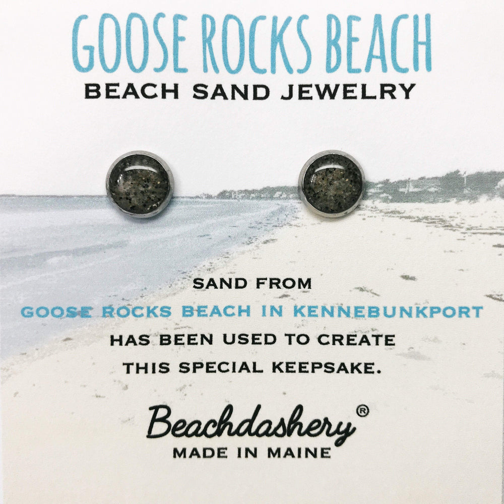 Goose Rocks Beach Maine Sand Jewelry