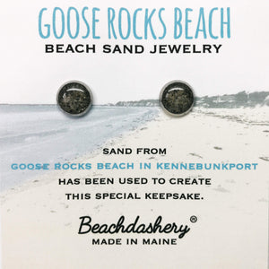 Load image into Gallery viewer, Goose Rocks Beach Maine Sand Jewelry Beachdashery