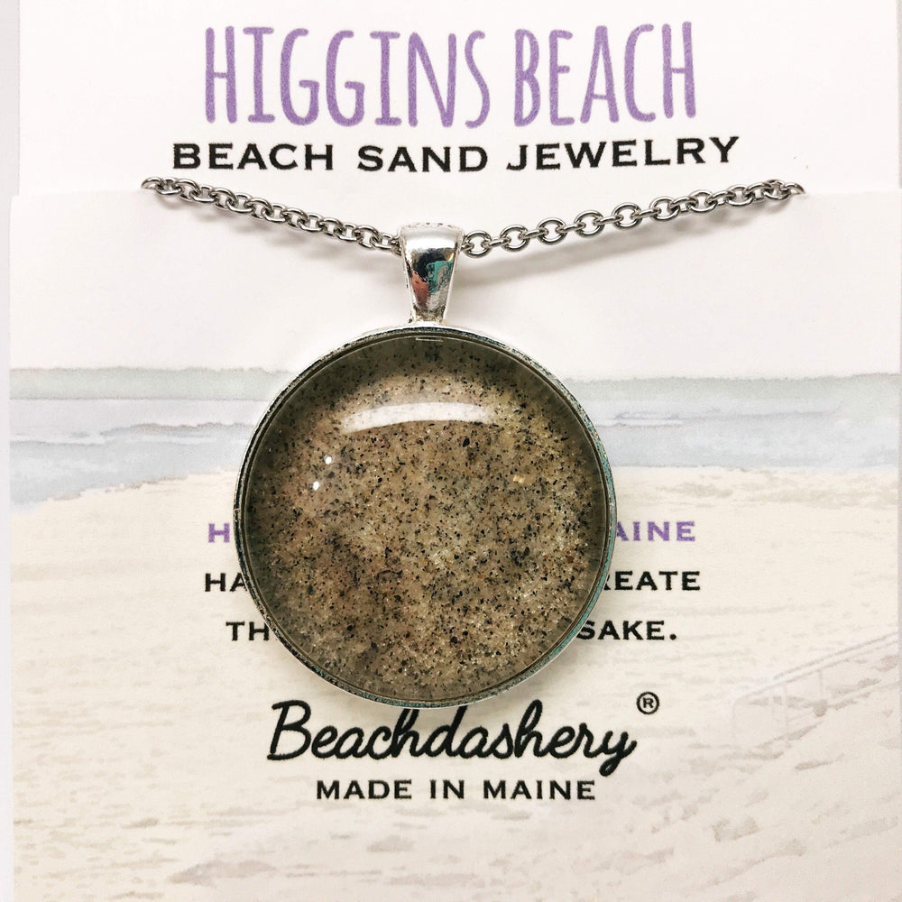 Higgins Beach Maine Sand Jewelry