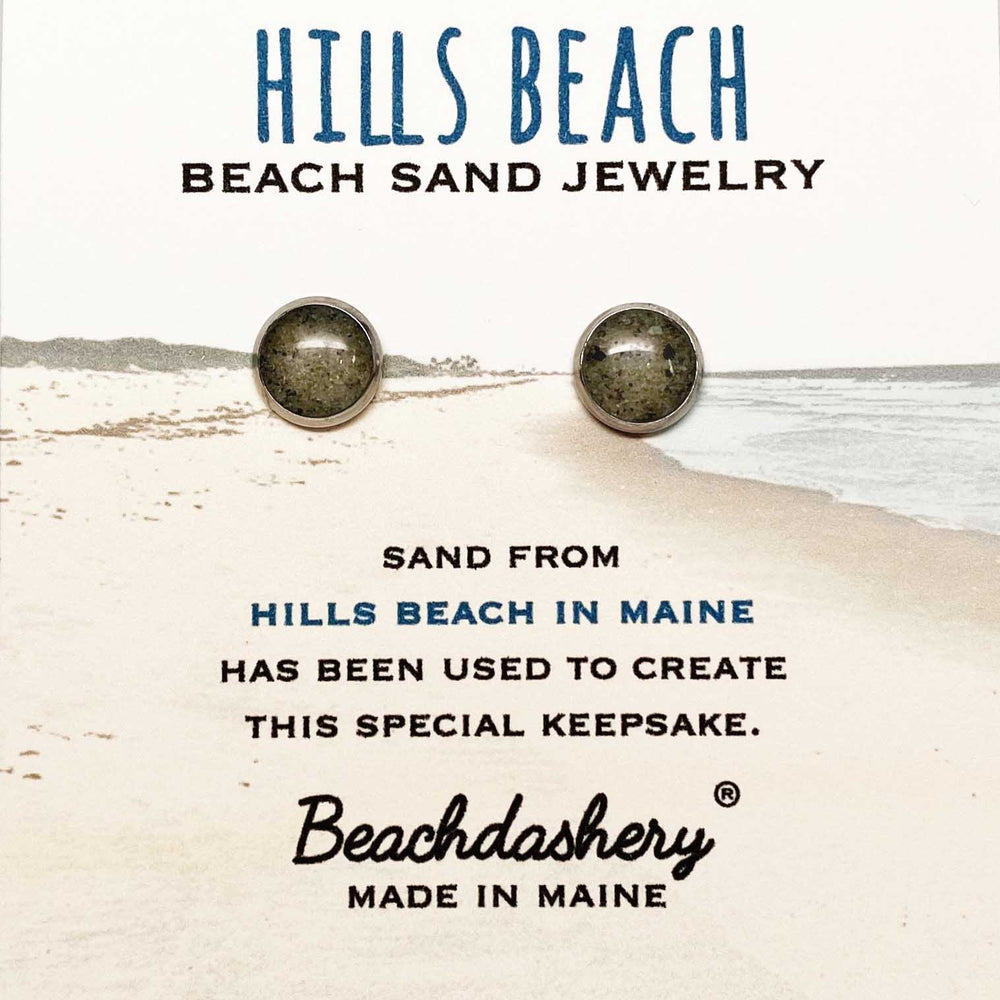 Hills Beach Maine Sand Jewelry