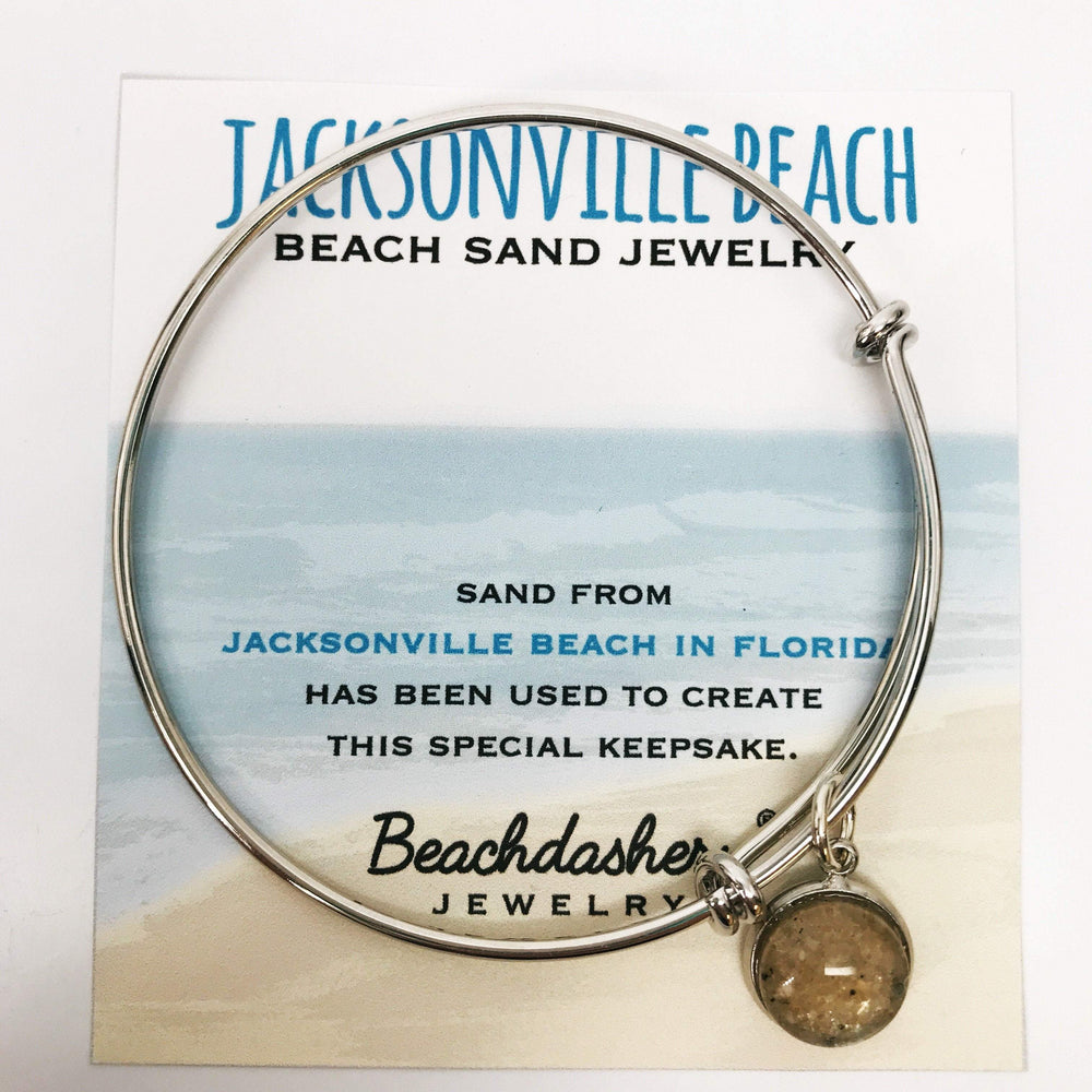 Jacksonville Beach Florida Sand Jewelry Beachdashery