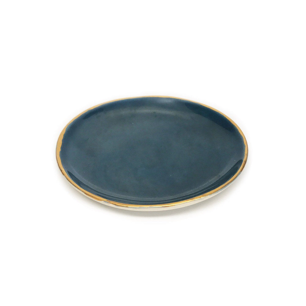 Jewelry Dish in Navy