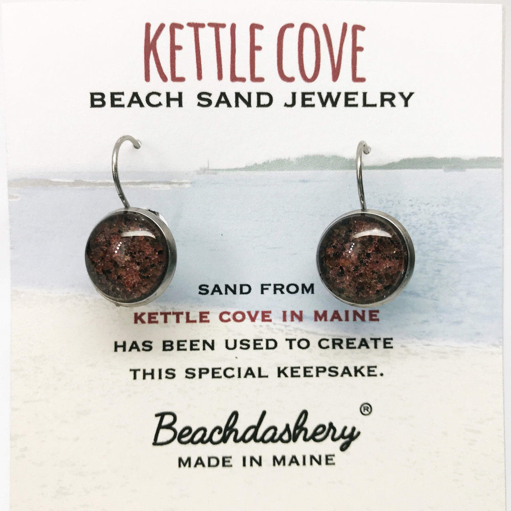 Kettle Cove Beach Maine Sand Jewelry