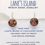 Lane's Island Beach Maine Sand Jewelry