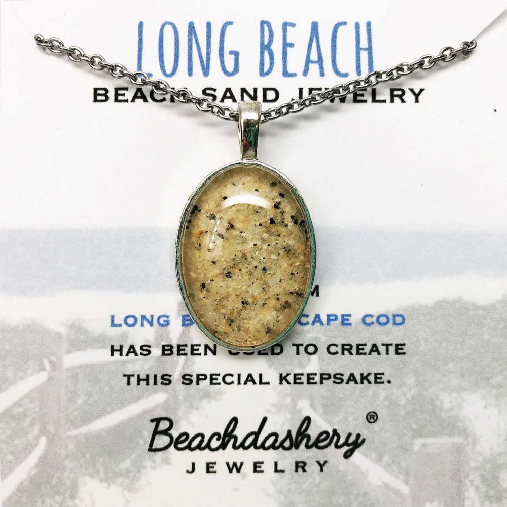 Long Beach Sand Jewelry Beachdashery