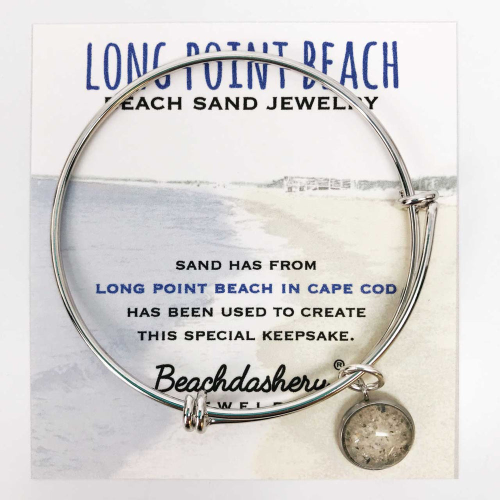 Long Point Beach Sand Jewelry