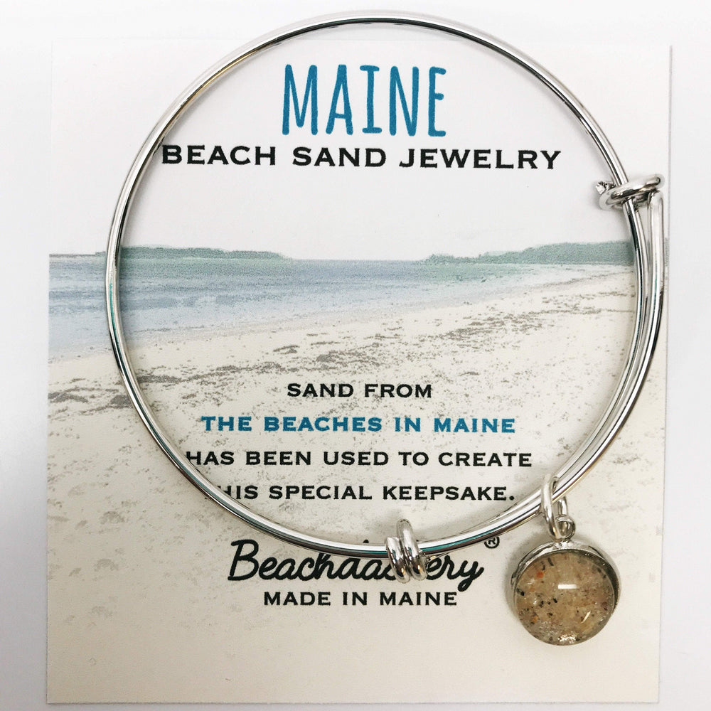 Maine Beach Sand Jewelry