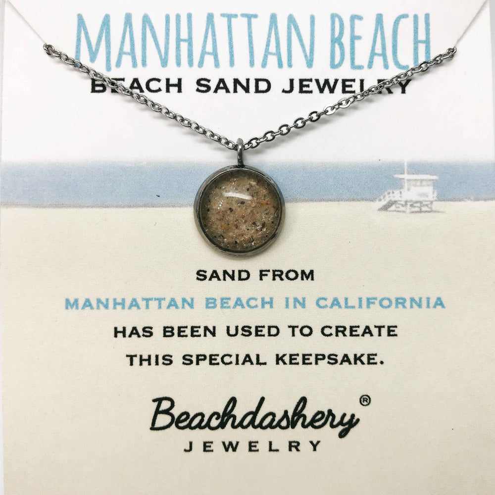 Manhattan Beach Sand Jewelry Beachdashery