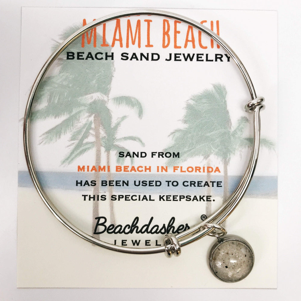 Miami Beach Florida Sand Jewelry Beachdashery