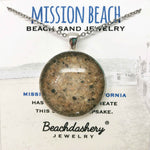 Mission Beach California Sand Jewelry