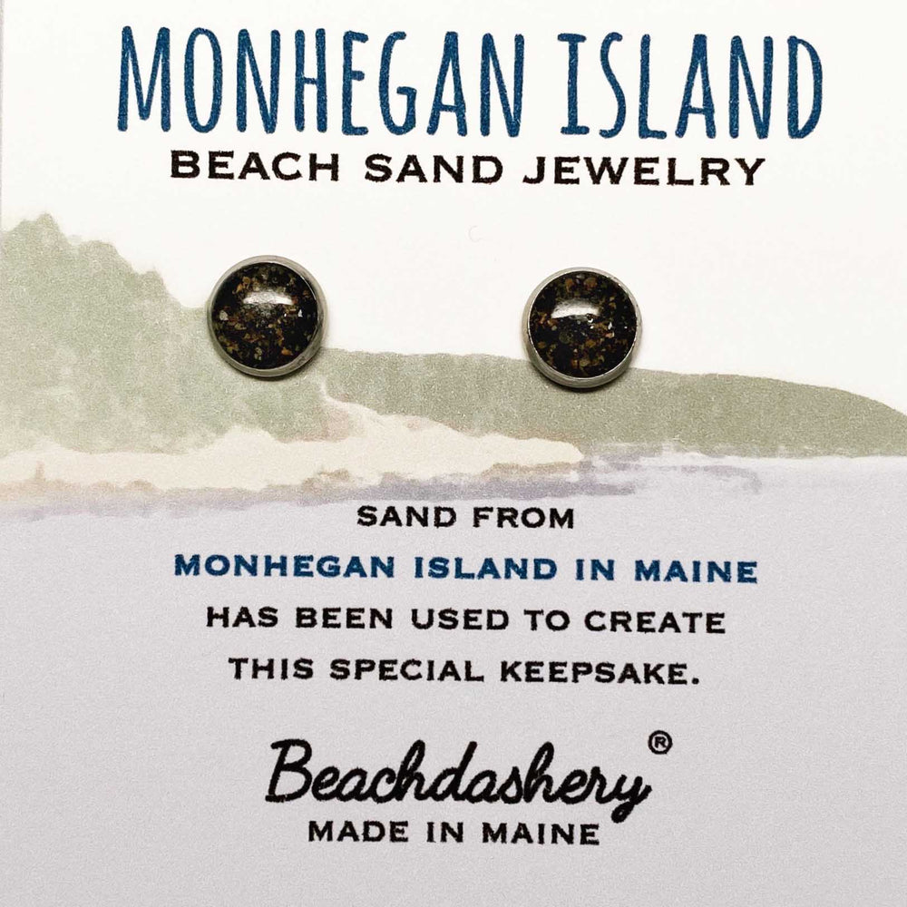 Monhegan Island Maine Sand Jewelry