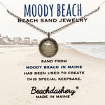 Moody Beach Maine Sand Jewelry