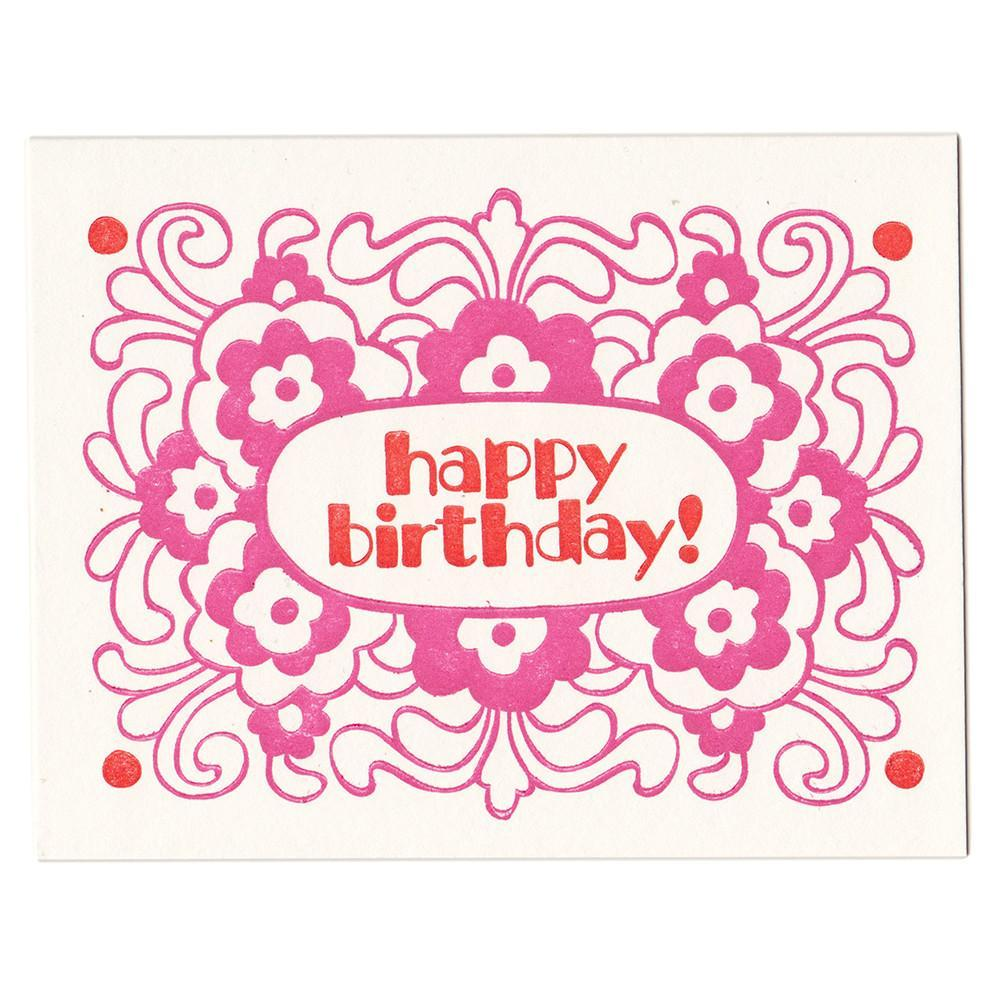 Load image into Gallery viewer, Morris Essex Birthday Flowers Card Beachdashery® Jewelry