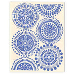 Morris Essex Blue Snowflakes Holiday Card Beachdashery® Jewelry