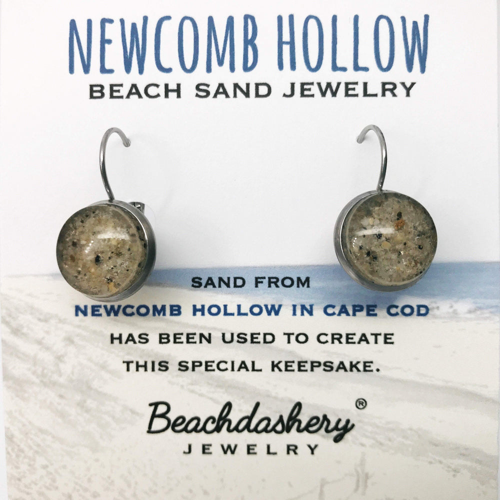 Newcomb Hollow Beach Sand Jewelry