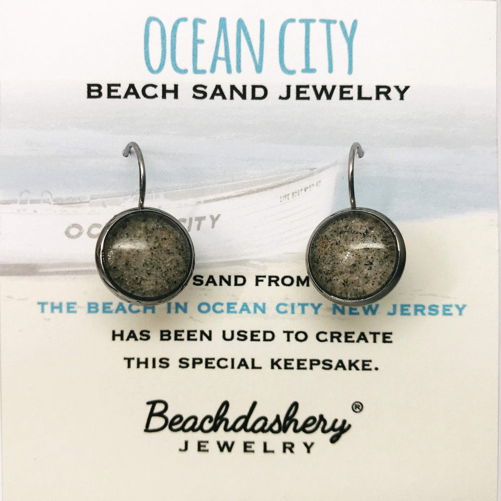 Ocean City Beach New Jersey Sand Jewelry Beachdashery