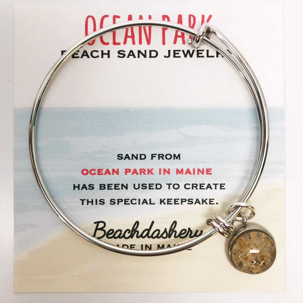 Ocean Park Beach Maine Sand Jewelry