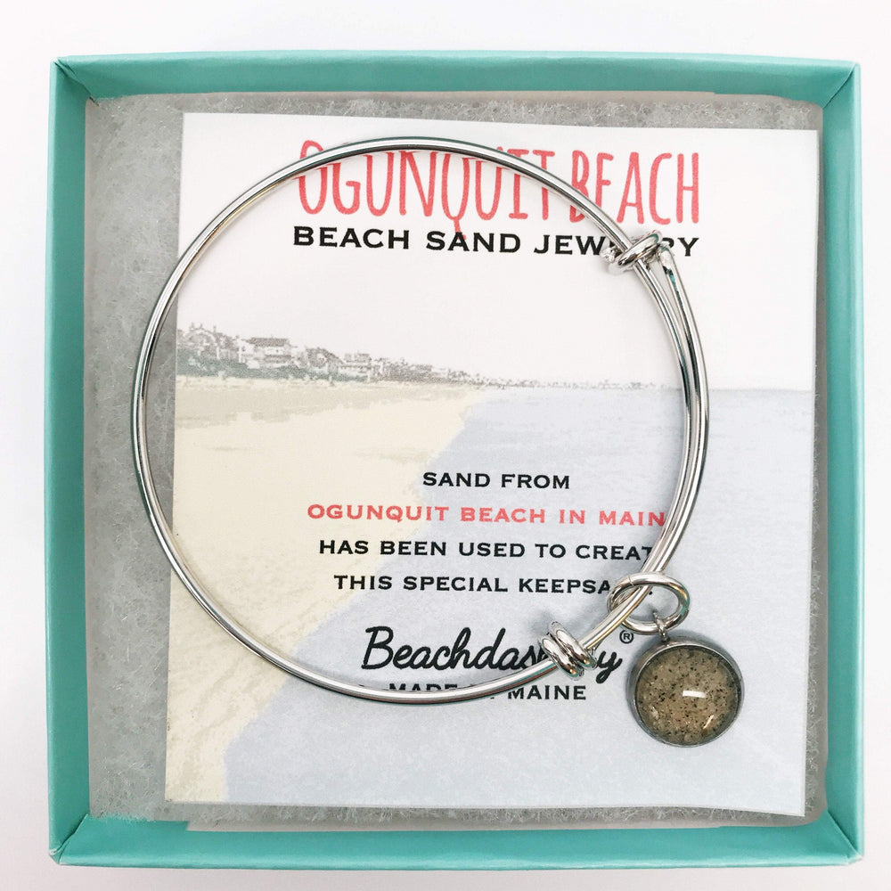 Ogunquit Beach Maine Sand Jewelry