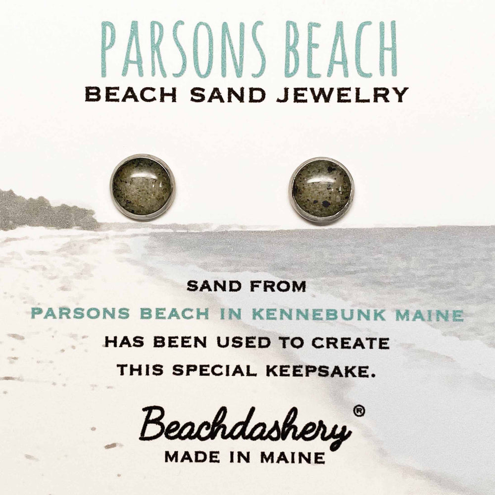 Parsons Beach Maine Sand Jewelry