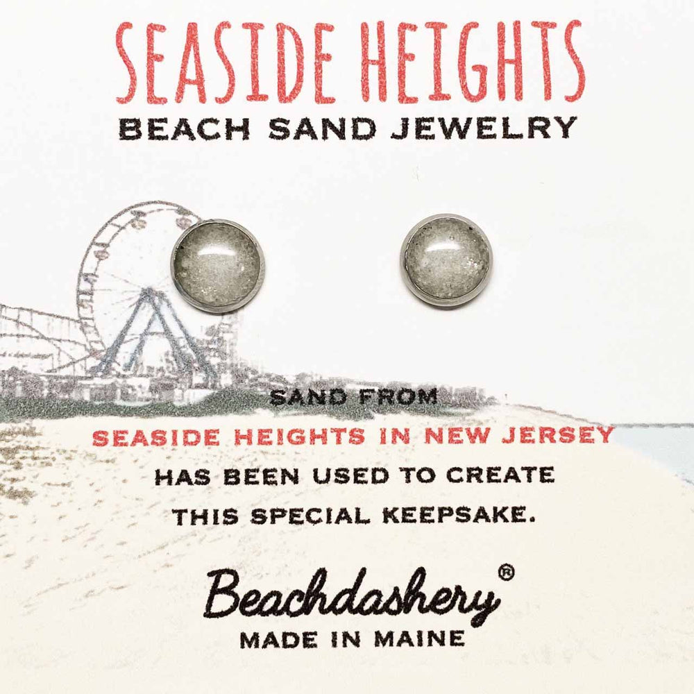 Load image into Gallery viewer, Seaside Heights Beach New Jersey Sand Jewelry Beachdashery