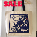 Trosko Design Tote Bag Casco Bay Solvejg Makaretz Beachdashery® Jewelry